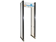 18 zones Large Screen LCD Walk Through Metal Detector JKDM-500C