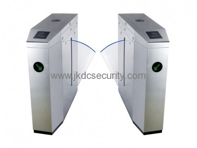Fast Speed Security Optical Access Control Automatic Flap Barrier JKDJ-126A