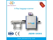 Small Type X-ray Luggage Scanner for security JKDM-5030A
