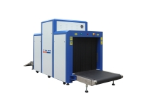 Professional X Ray Baggage Scanner With 1000mm X 1000mm Tunnel size JKDC-100100