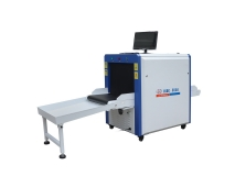 Widely Used X-ray Baggage Scanner Equipment in Security Exhibition JKDC-6550