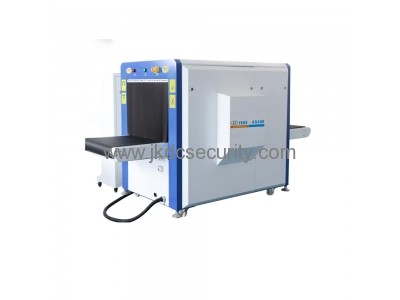 Dual-view X-ray Baggage Scanner machine with Two x-ray generator Tunnle 65*50cm